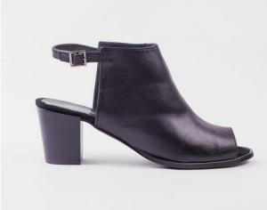 kdg peep toe sandal