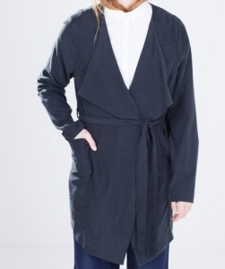 kdg trench black