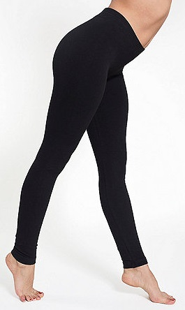 american apparel leggins