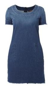 Denim-Kleid