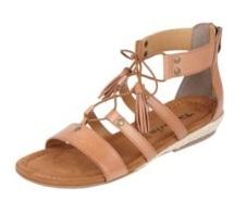 Lace-up-Sandale
