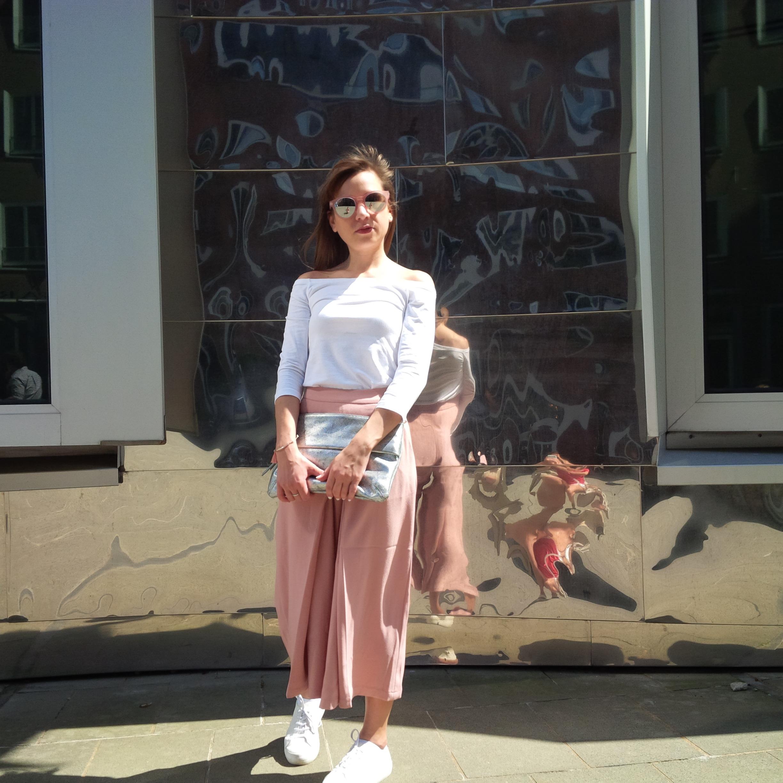 La Culotte. Petite is Perfect - Auch kleine Frauen können die Trendhose tragen. Style Advice. Lookbook. Inspiration. Asos 4.jpg