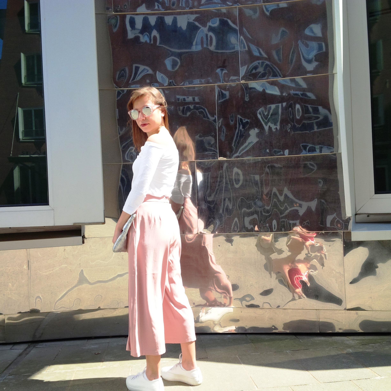 La Culotte. Petite is Perfect - Auch kleine Frauen können die Trendhose tragen. Style Advice. Lookbook. Inspiration. Asos 5.jpg