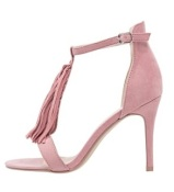 Vero Moda ELISABETH High Heel Sandalette mit Quaste
