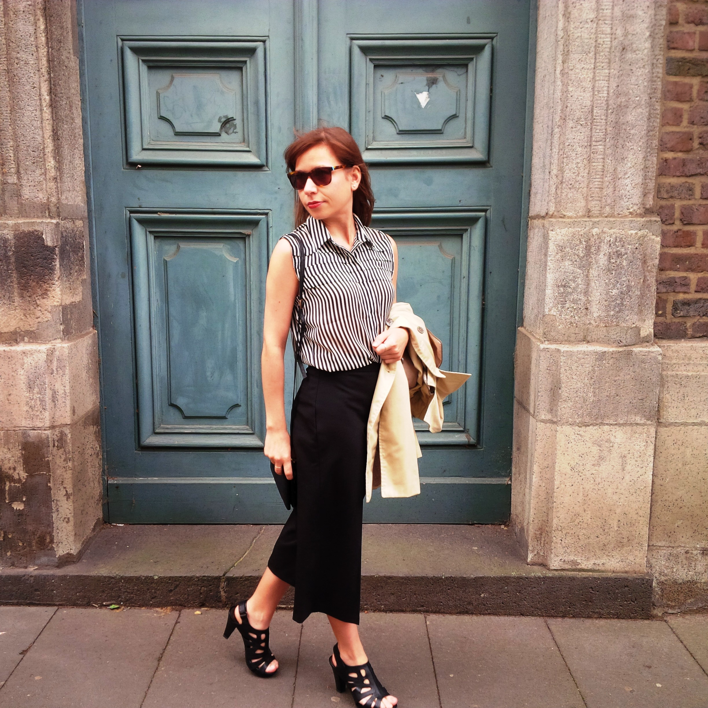 Black and White Culotte - And Some Tipps That Will Renew Your Love For Culottes  (10).jpg
