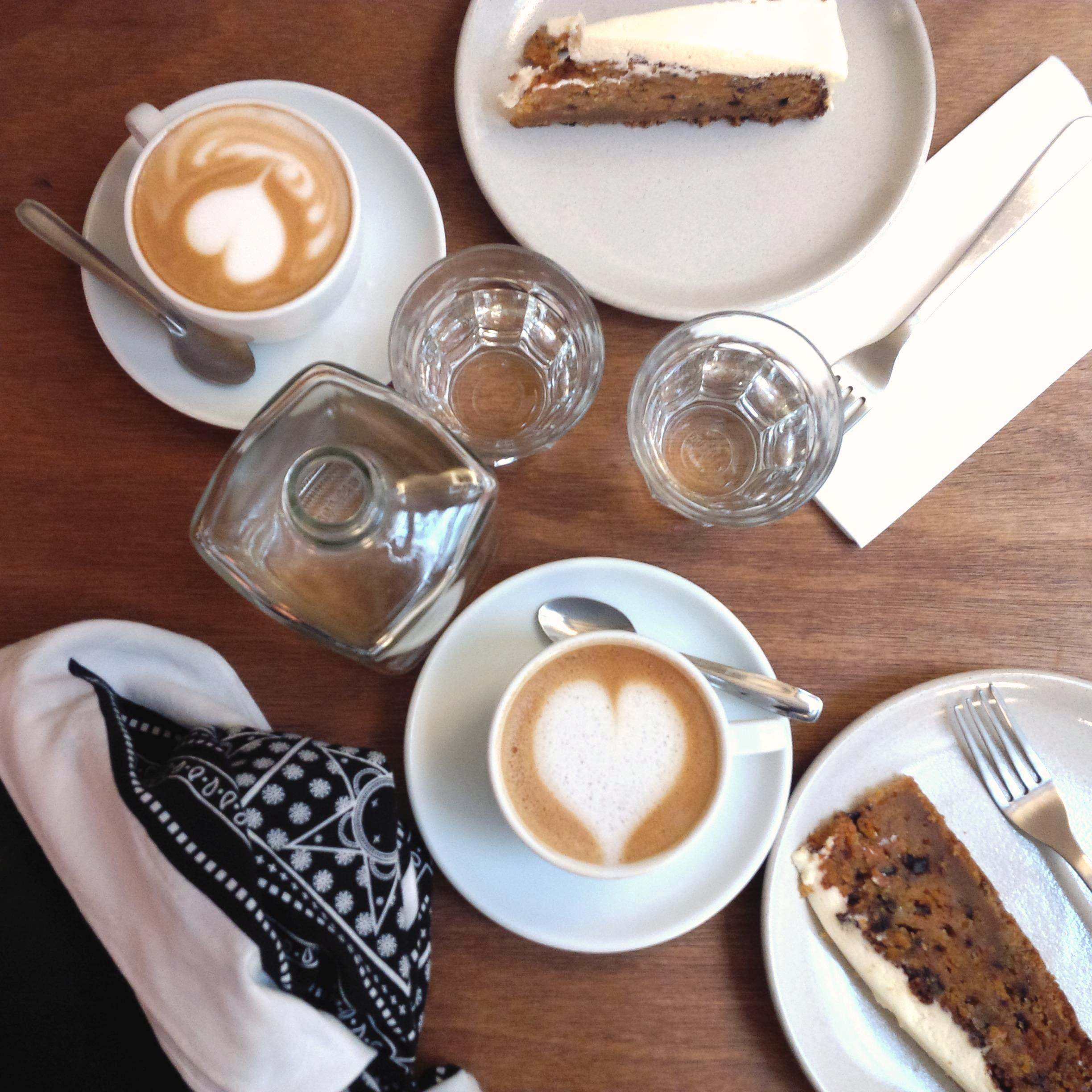 Follow Me Around - How to Make the Most of 48 Hours in Paris. Insider Tipps. Marais. best Carrot Cake
