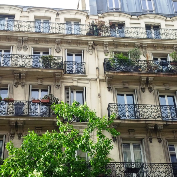 Follow Me Around - How to Make the Most of 48 Hours in Paris. Insider Tipps. Marais. Hotel de l'Europe