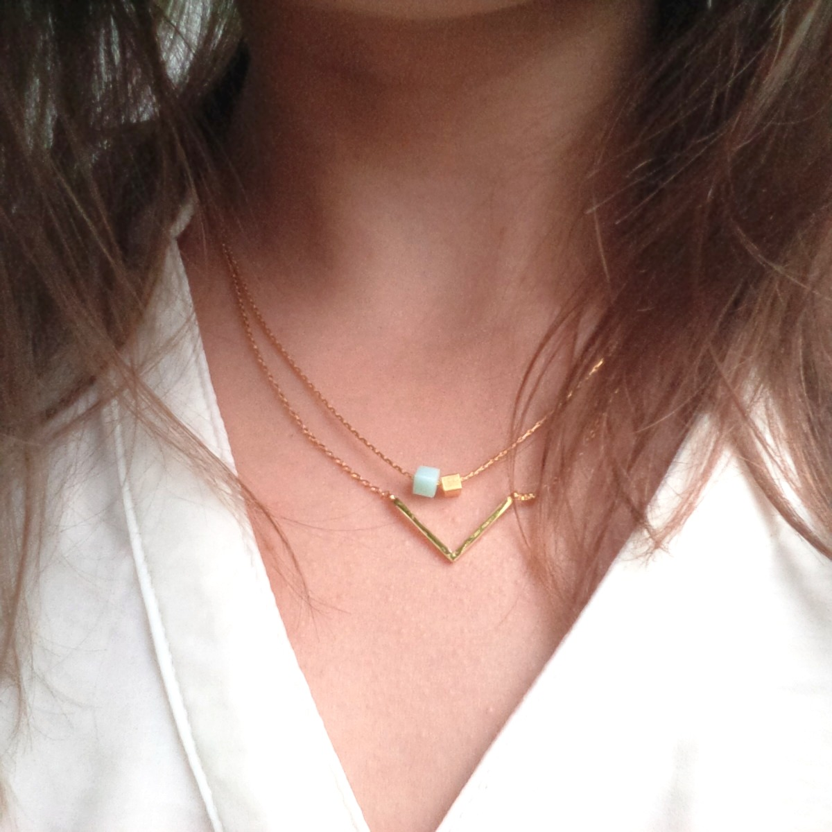 3 Ways to Layer Necklaces to Your Minimalism Look (6)
