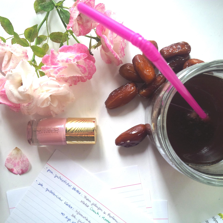 Liebe Woche Sonntagsfavoriten. Favoriten, Lieblinge. Liebe was ist. Catrice C02 Touched By Peace - rosa. Alltag, Uni, Stress, Prüfungen. Sommer, Vorfreude (6)
