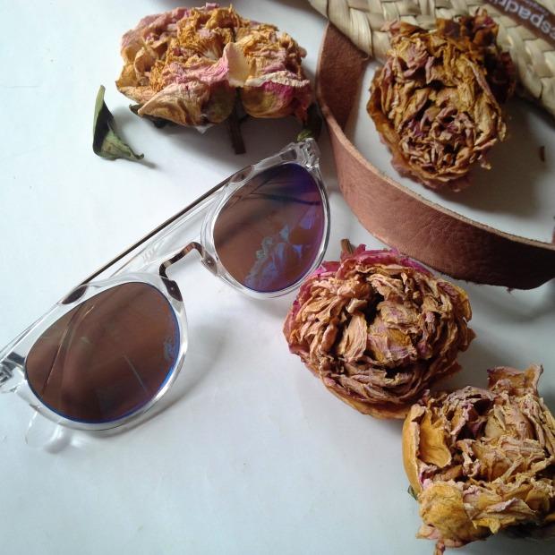 Liebe Woche #SummerIsNear Sonntags Favoriten. Inspiration. Strohtasche Espadrij L'Originale, Alterra Cremöl-Dusche, Sonnenbrille Dior Sureal (2)