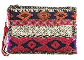 sweet deluxe HIPPIE TIME - Clutch - multi-coloured