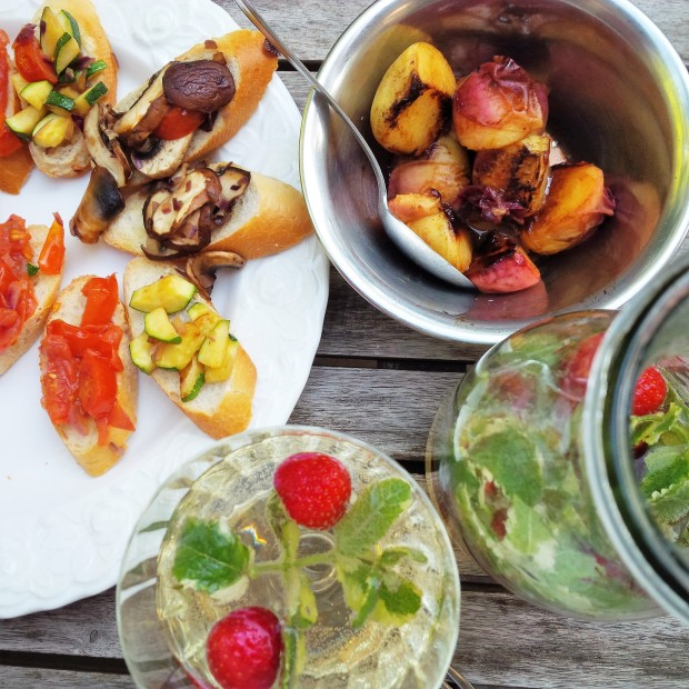 Late Summer Dishes With August And September Produce To Make Before The Season Ends - Liebe was ist Food Inspiration Sommer  (4)