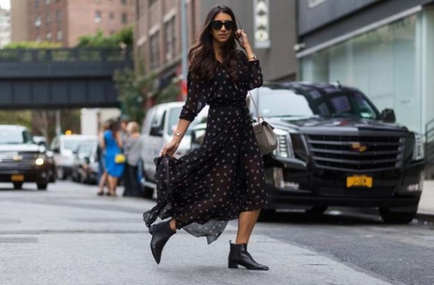 September Issue Meets Prêt-à-porter 8 Wear- and Affordable Fall Fashion Trends. Liebe was ist. Boho long dress.jpg