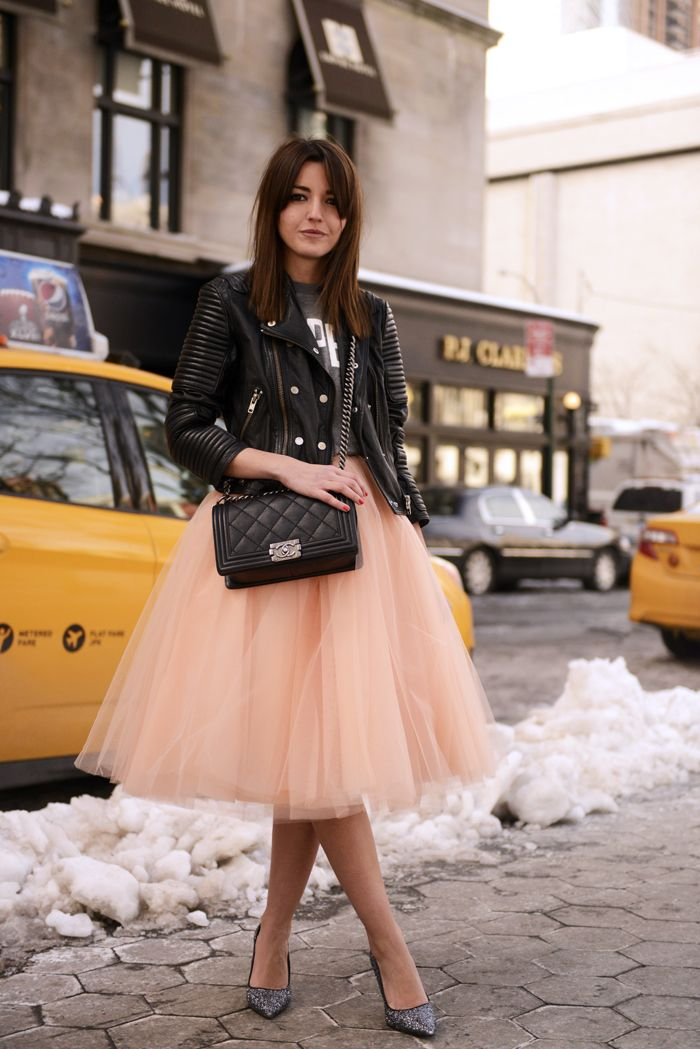 September Issue Meets Prêt-à-porter 8 Wear- and Affordable Fall Fashion Trends. Liebe was ist. Tulle Skirt.jpg