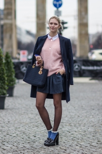 STREET STYLE BERLIN FASHION WEEK / SOPHIA