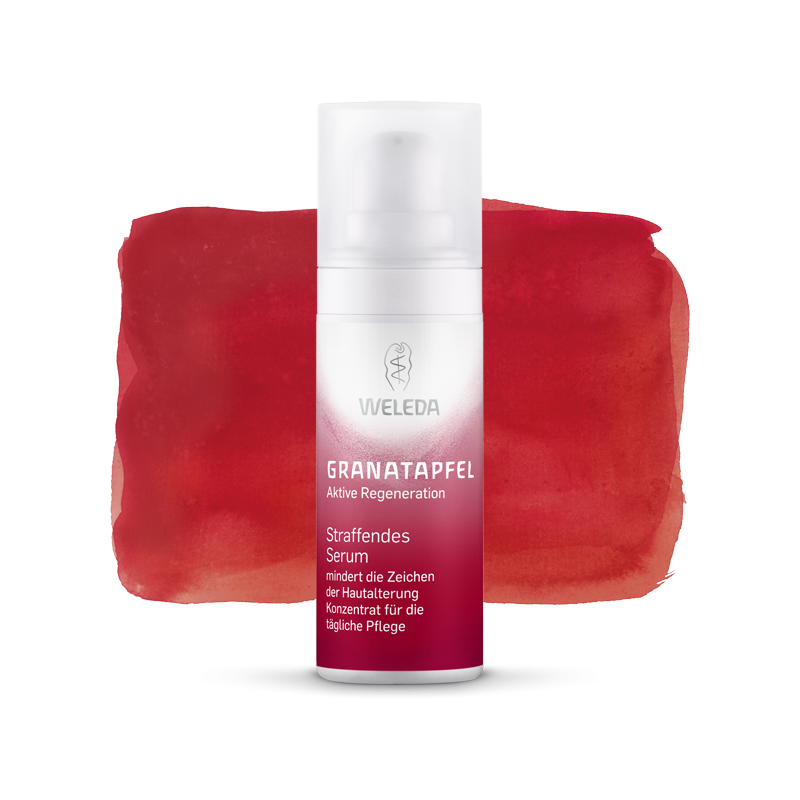 what-i-use-to-get-ready-for-work-in-just-five-minutes-liebe-was-ist-beauty-weleda-granatapfel-serum
